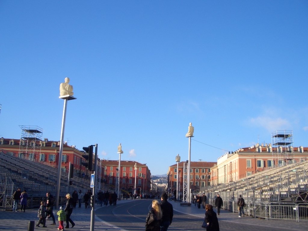 nice centre place massena